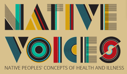 Native Voices--Native Peoples' Concepts of Health and Healing.