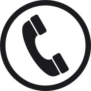 phone handset vector