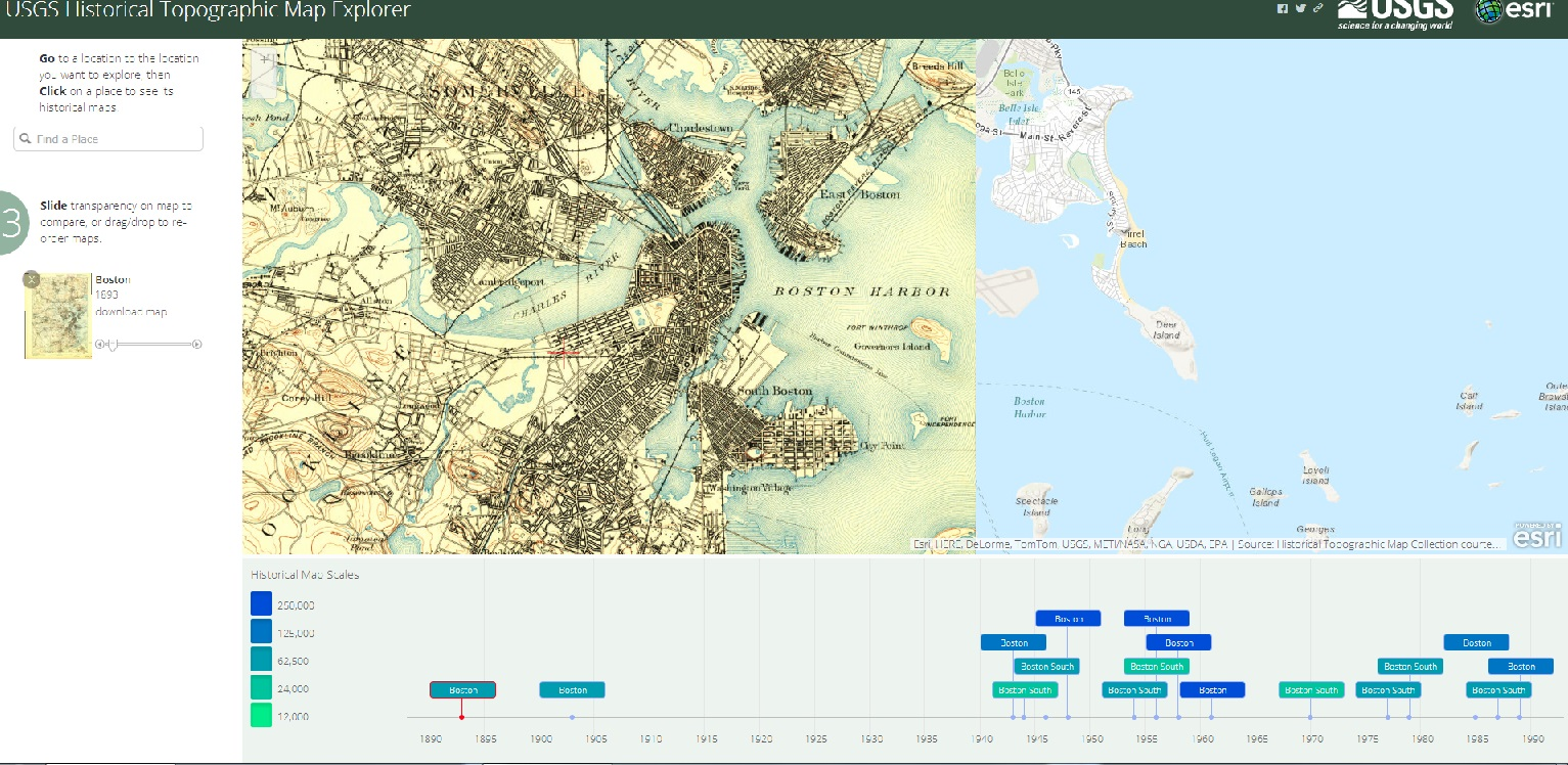 USGS Historical Topographic Map Explorer Online Maps Research - Usgs topographic maps online
