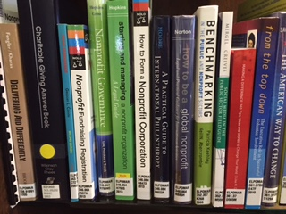 nonprofit books in collection