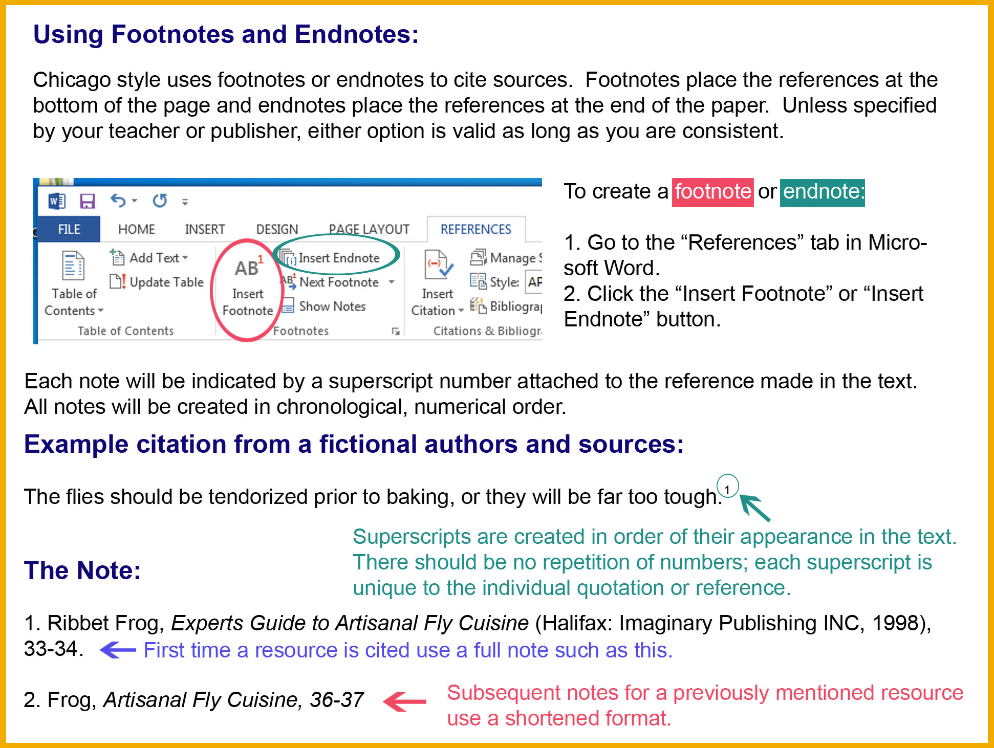 chicago 16th edition citation style guide libguides at dalhousie