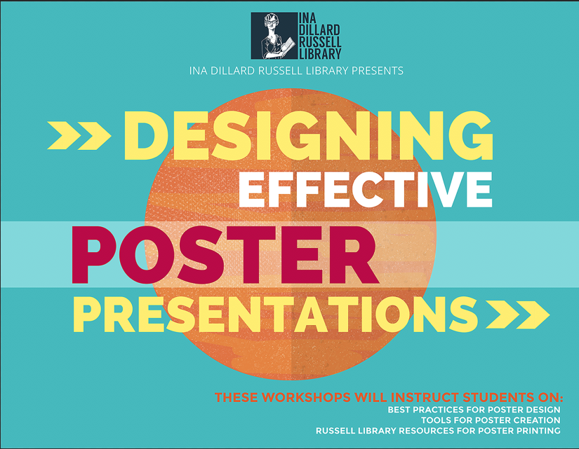 home - designing effective poster presentations