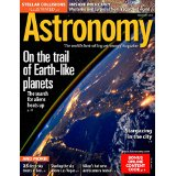 Astronomy periodical cover