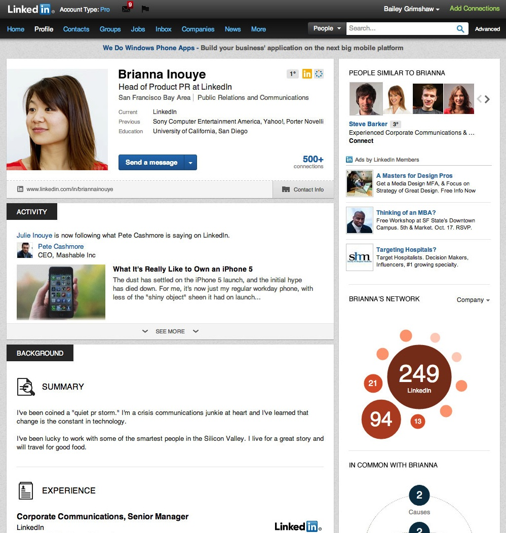 linkedin new media and education research guides at madison