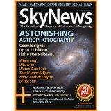 SkyNews periodical cover