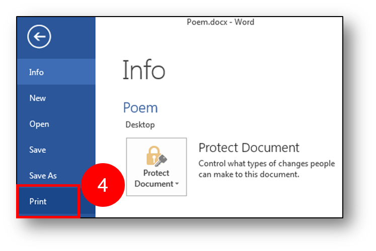 Main - How to Use Library Services: Print Documents