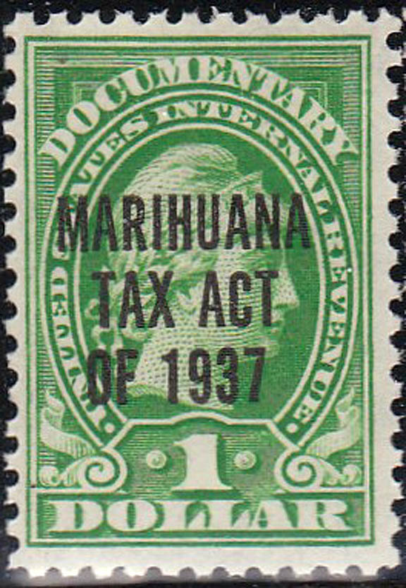 History of Marijuana Regulation in the United States - Survey of ...