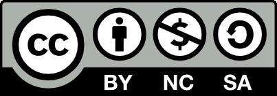Creative Commons icon image.