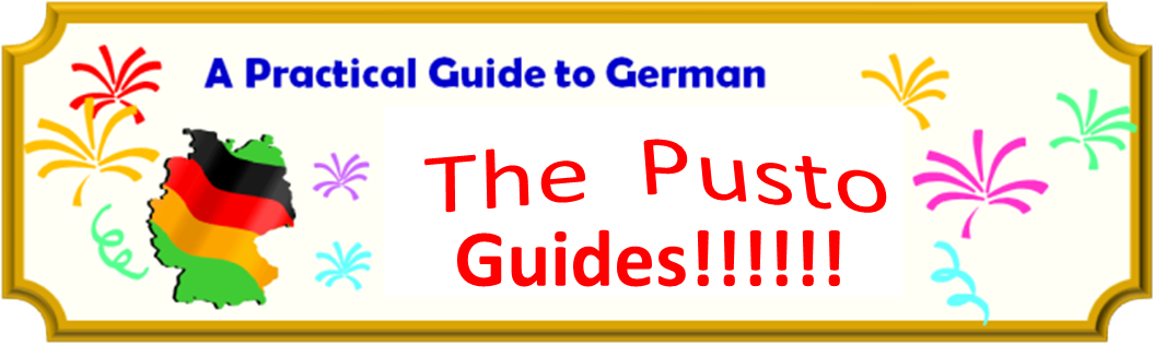 Welcome to the Pusto Guides
