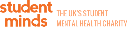 Student minds logo - the Uk's student mental health charity