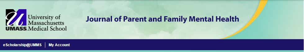 Journal of Parent and Family Mental Health