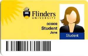 Generic picture of an ID Card for Jane Student