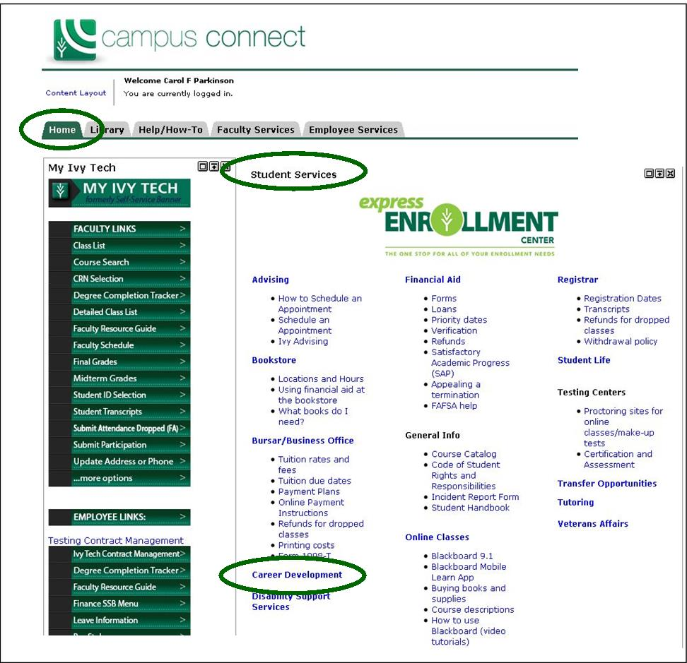 Take Career Assessments, Access Career Resources at Ivy ...