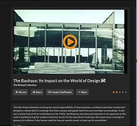 The Bauhaus: Its Impact on the World of Design