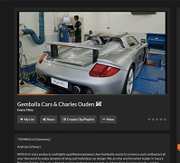 Gemballa Cars & Charles Ouden