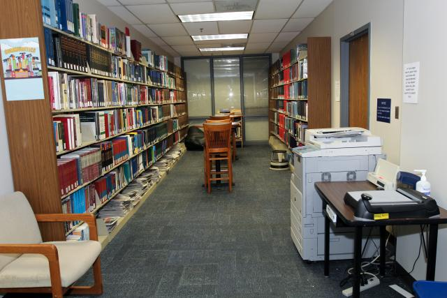 photo of interior of Southeast Library