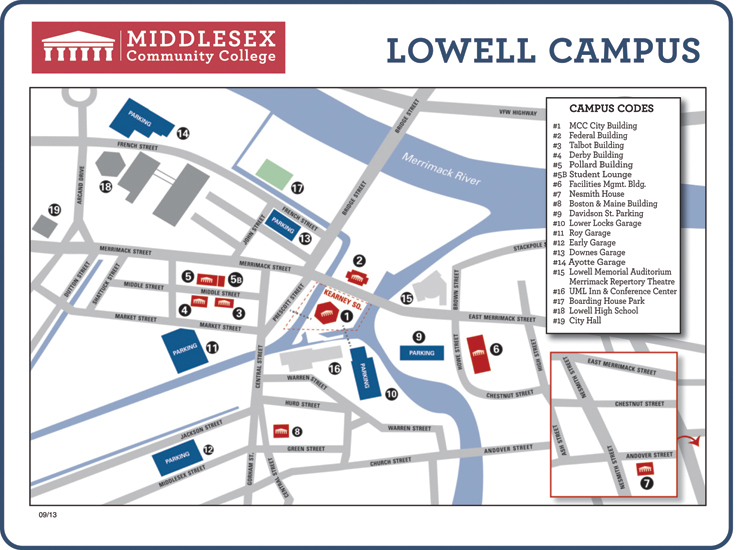 Uml North Campus Map.Where Is The Pollard Building Libanswers