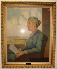 Portrait of Erna Fergusson