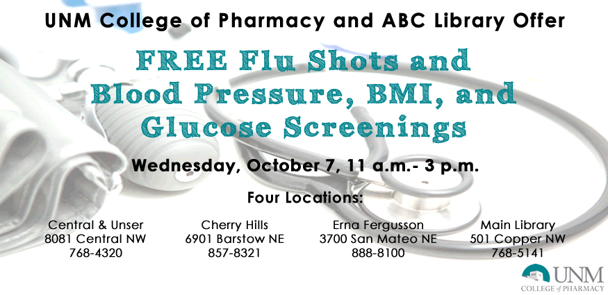 flu shot event
