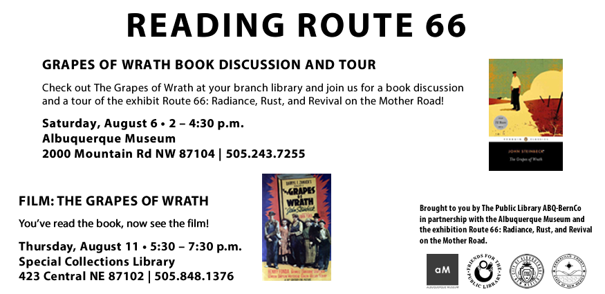 Reading Route 66