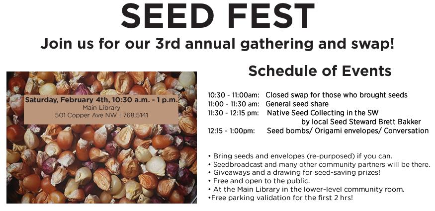 Seed Fest 2017