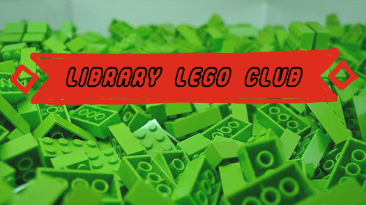 library lego club