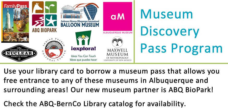 Museum Pass Program