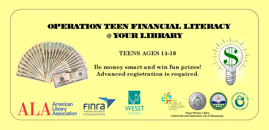 Teen Financial Literacy
