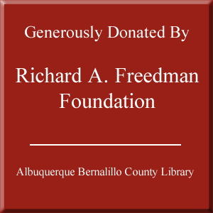 Richard A. Freedman Trust bookplate