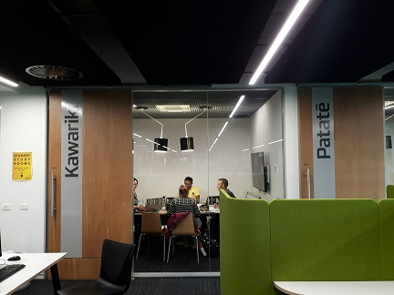 Rotokauri Group Study Rooms