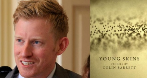 Colin Barrett, author of Young Skins