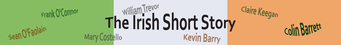 The Irish Short Story banner