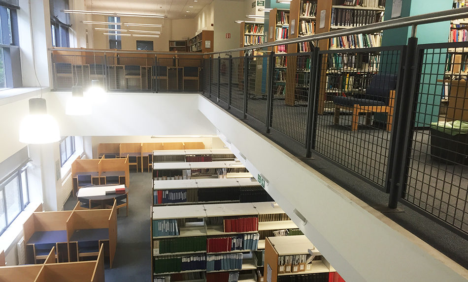 Explore our 5 Libraries - Welcome New Students - LibGuides ...
