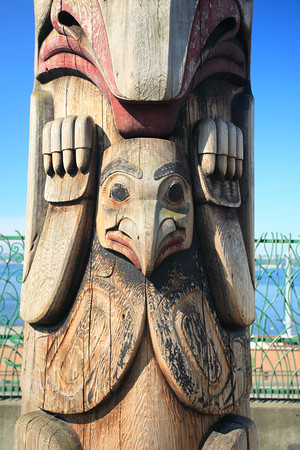 Pike Place Totem