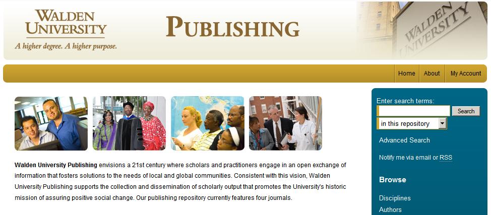 An analysis of the walden journal