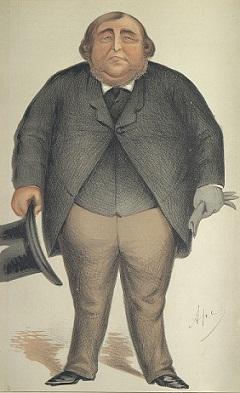 Baronet or Butcher, Vanity Fair Men of the Day, No. 25