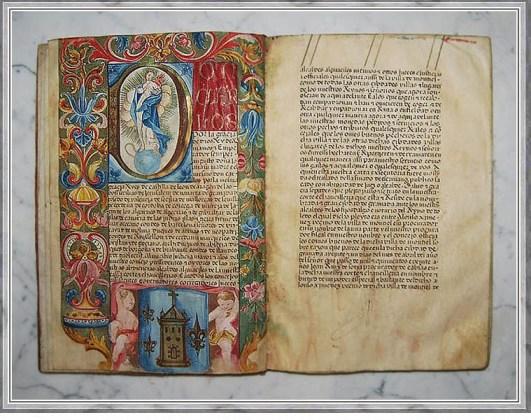 First Opening, Carta executoria