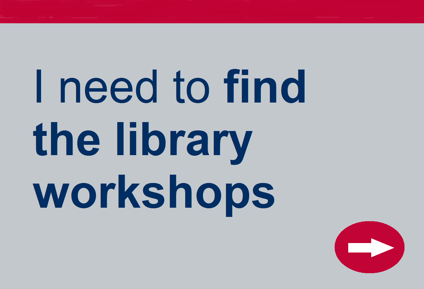 Need to find the library workshops