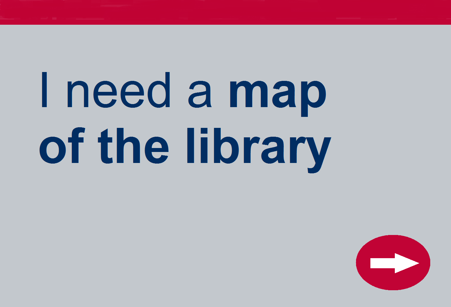Need a map of the library