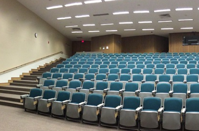 Image of a lecture theatre