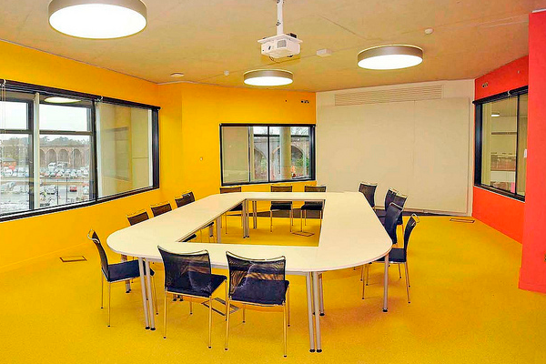 Image of Hive meeting room