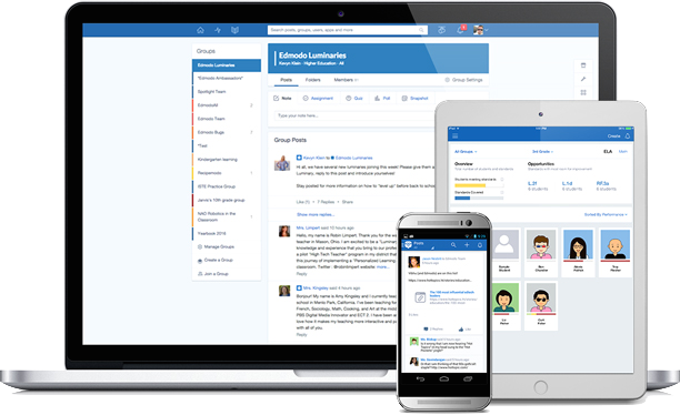 Q what is edmodo askcscotch edmodo is primarily a tool for within class communication but it also provides several ways for teachers to connect with other teachers stopboris Gallery