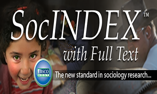 SocINDEX with Full Text image