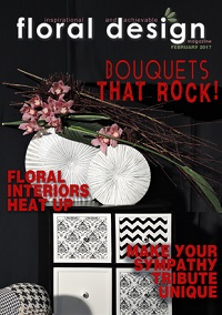 Floral interiors and unique sympathy flowers