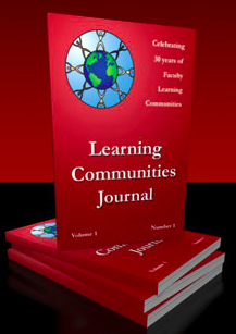 Learning Communities Journal cover