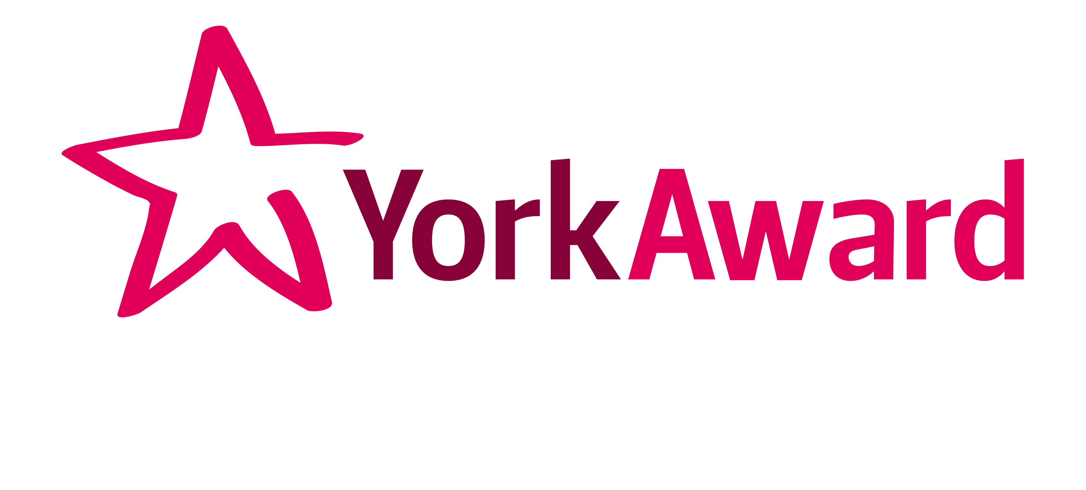 York Award logo