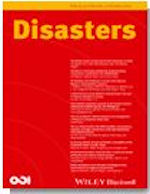 Front cover of Disasters
