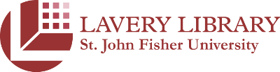 Saint John Fisher College Lavery Library