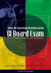 <i>Acing the Hepatology Questions on the GI Board Exam</i>