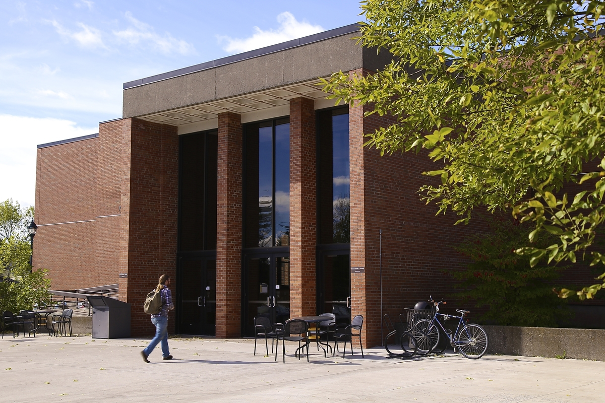 Jim Dan Hill Library